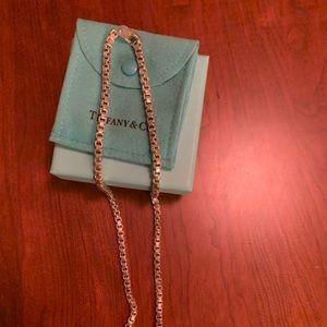 Tiffany & Co Venetian Link Necklace
